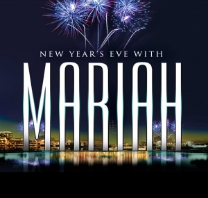 Welcome 2016 New years eve with Mariah Carey photo booth