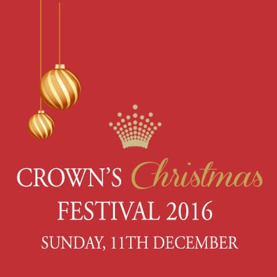 Crown Christmas photo booth melbourne sunday