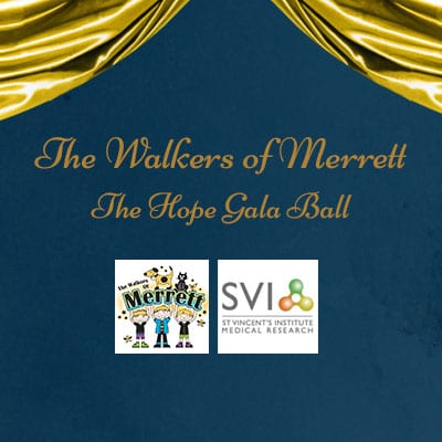 Walkers of merrett hope gala