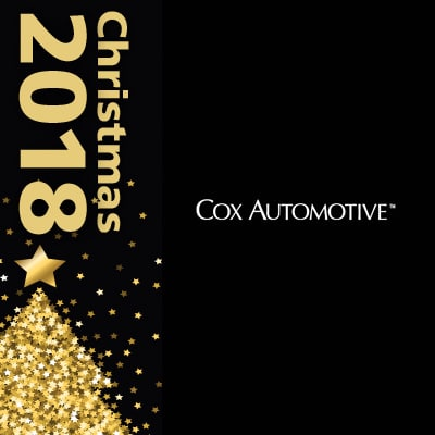 Cox Automotive Christmas 2018