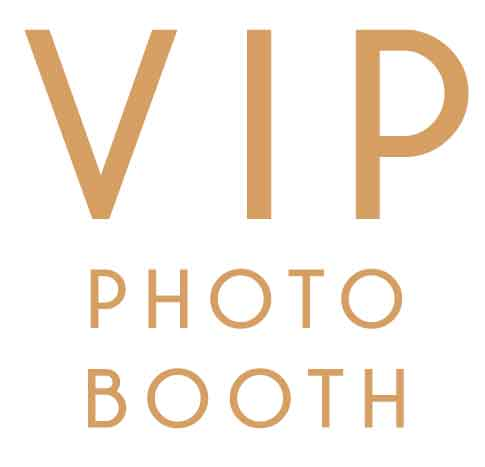VIP Photo Booth - Logo
