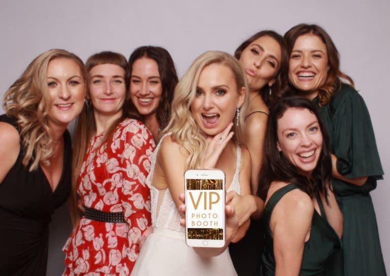 Contact VIP Photo Booth now